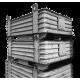 "36"" x 50"" x 14"" Corrugated Steel Container w/crane lug"