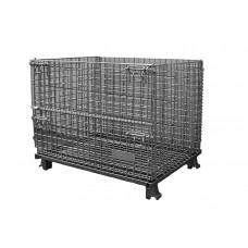 "32 x 40 x 28"" Collapsible Wire Basket"