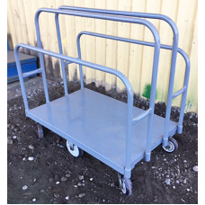 Upright Panel Cart
