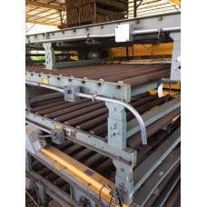 "60"" Chain & Sprocket Driven Roller Conveyor"