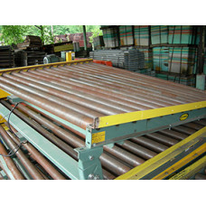 "96"" Chain & Sprocket Driven Roller Conveyor"