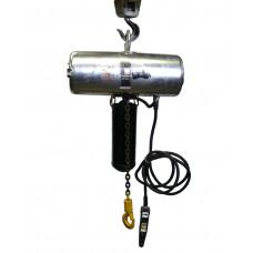 1 Ton C & M Lodestar Electric Hoist