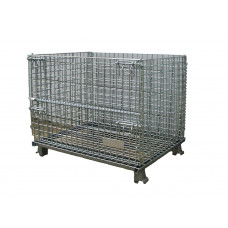 "32"" x 40"" x 28"" NEW Collapsible Wire Basket"