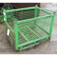 """32.5"""" x 42.5"""" x 24"""" rigid wire basket"""