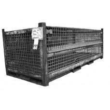 """44 x 108 x 32"""" Rigid Wire Basket"""